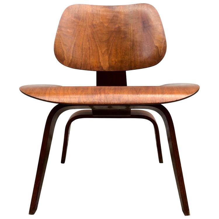 Eames Plywood Chairs Patina NYC