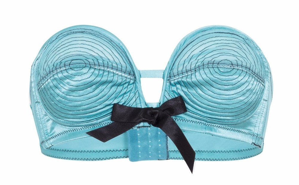 Bettie Paige Overwire Bra from  Playful Promises