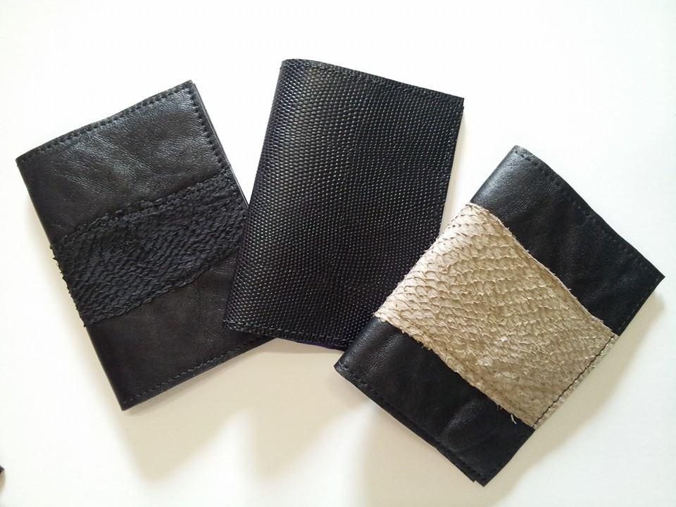 Bronagh Holmes Luxury - Aura - Passport Covers