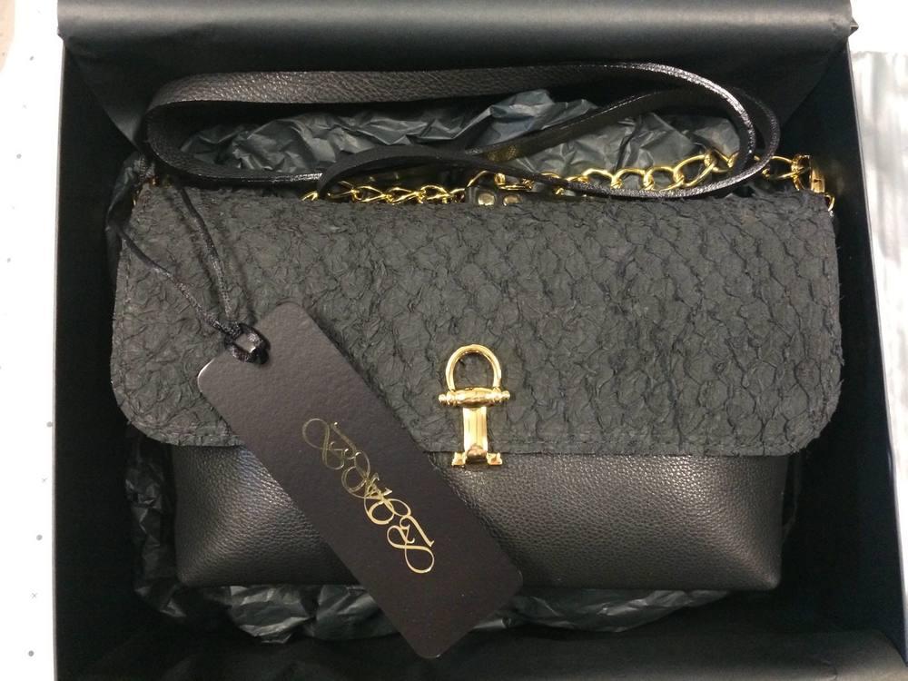 Bronagh Holmes Luxury - Aeryn Mini - Black Perch