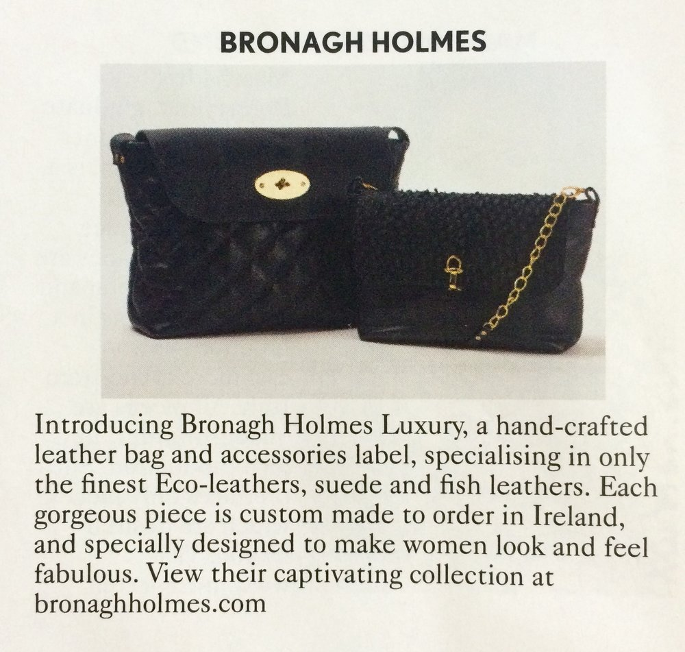 Vogue - December 2016 - Bronagh Holmes Luxury
