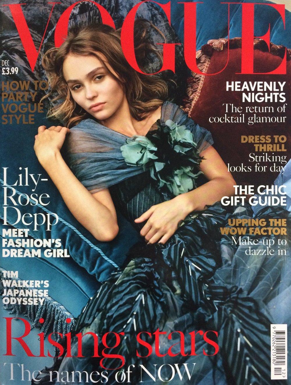 Vogue - December 2016 - Front Cover