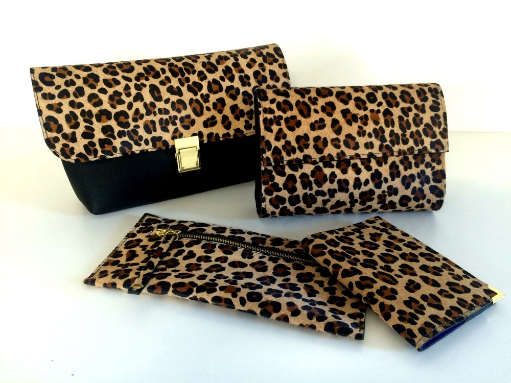 Bronagh Holmes Luxury - Aeryn Mini, Avani, Aiva & Aura in Leopard
