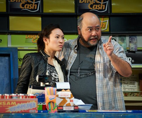 Kim's Convenience returns home to Toronto and the Soulpepper Theatre in Feb 2017