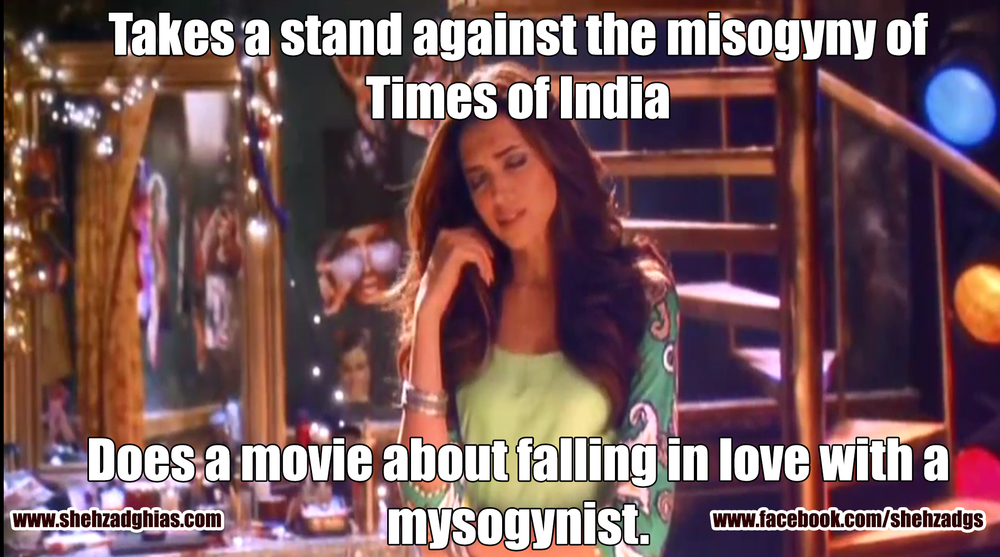 But its Shahrukh.