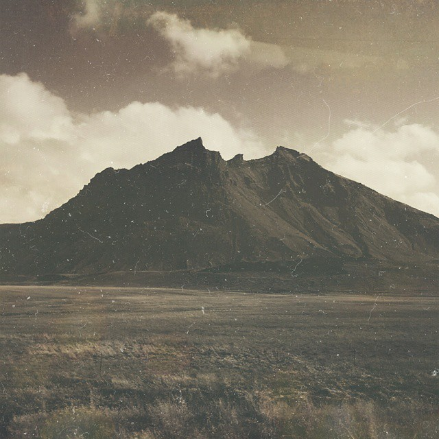 """""""The dwarves of yore made mighty spells, While hammers fell like ringing bells, In places deep, where dark things sleep, In hollow halls beneath the fells."""" ———————— Photograph taken on my trip to Iceland on the way to Vík í Mýrdal (at Vík)"""
