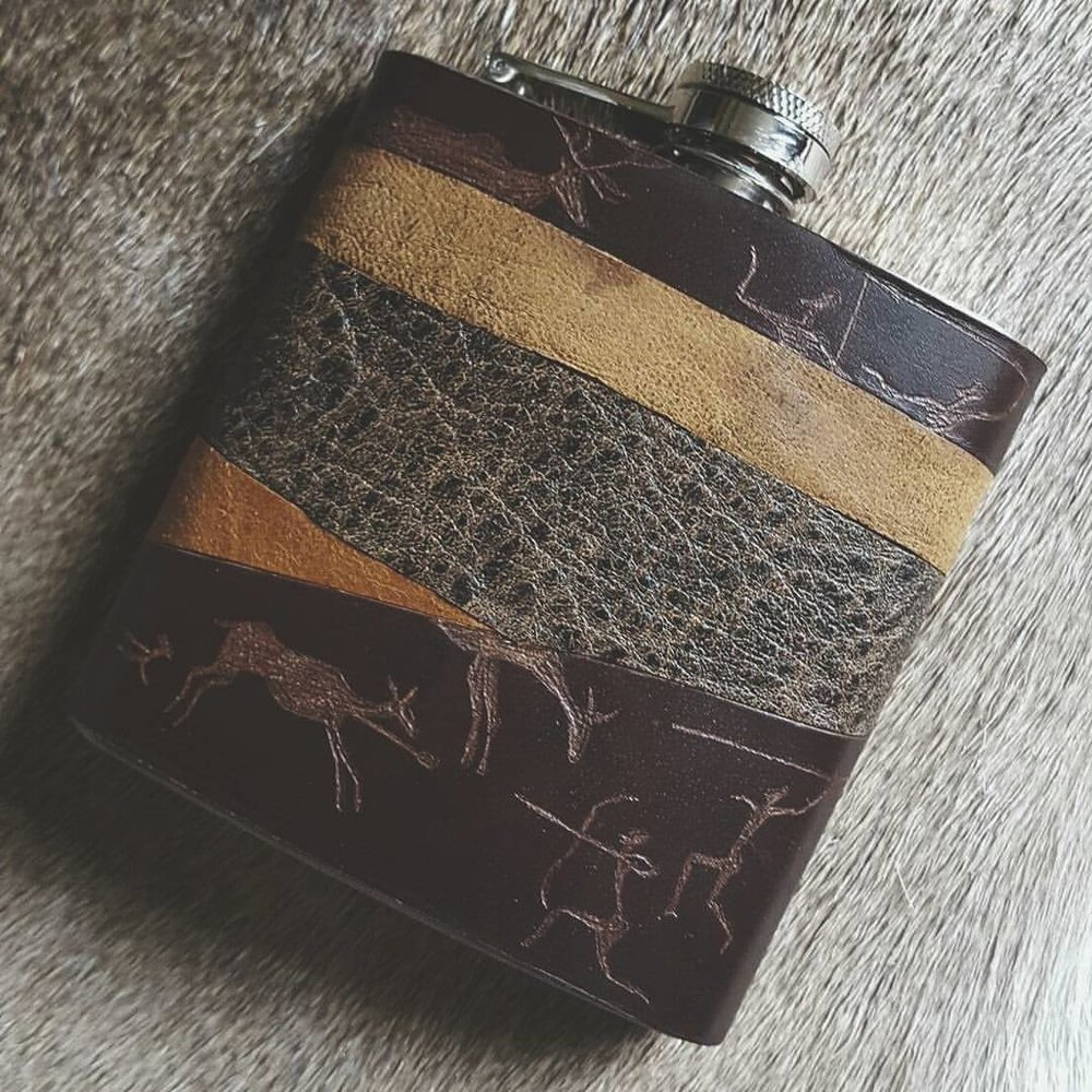 Caveman Flask