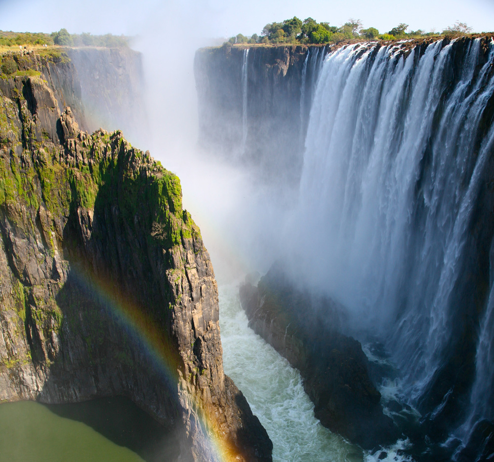 BEAUTIFUL VICTORIA FALLS