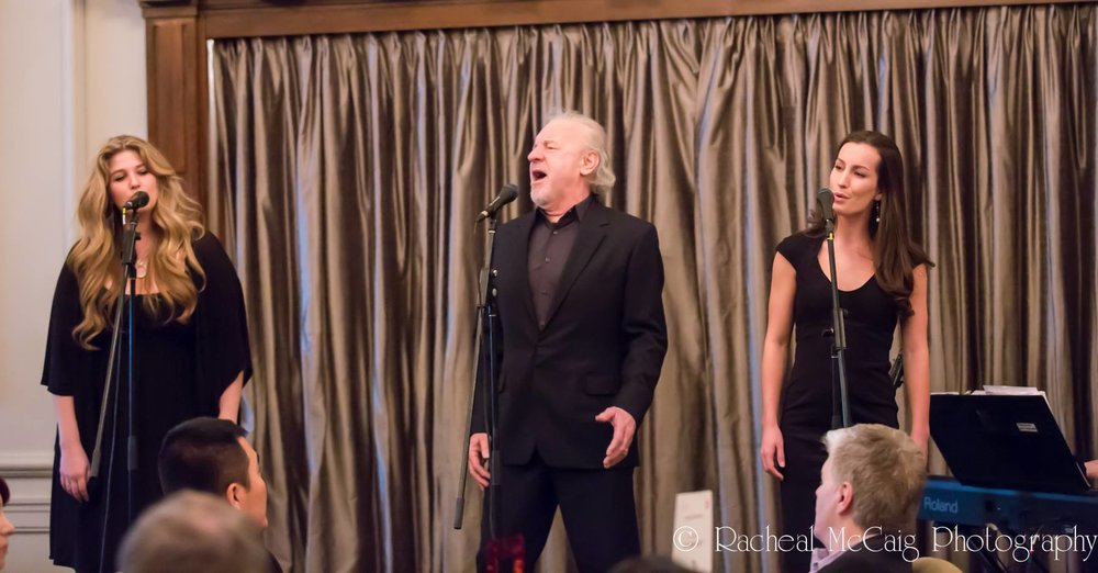 In Concert with Colm Wilkinson