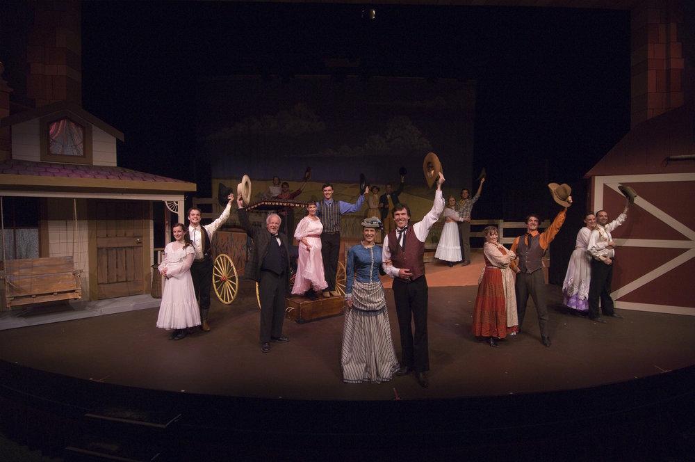 Oklahoma, Port Hope Festival Theatre