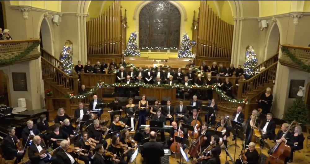 Bach's Magnificat in D Major, Northumberland Orchestra and Choir