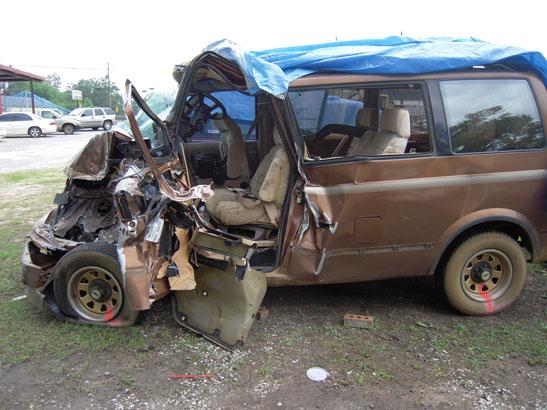 Toby Hollinghead's Van