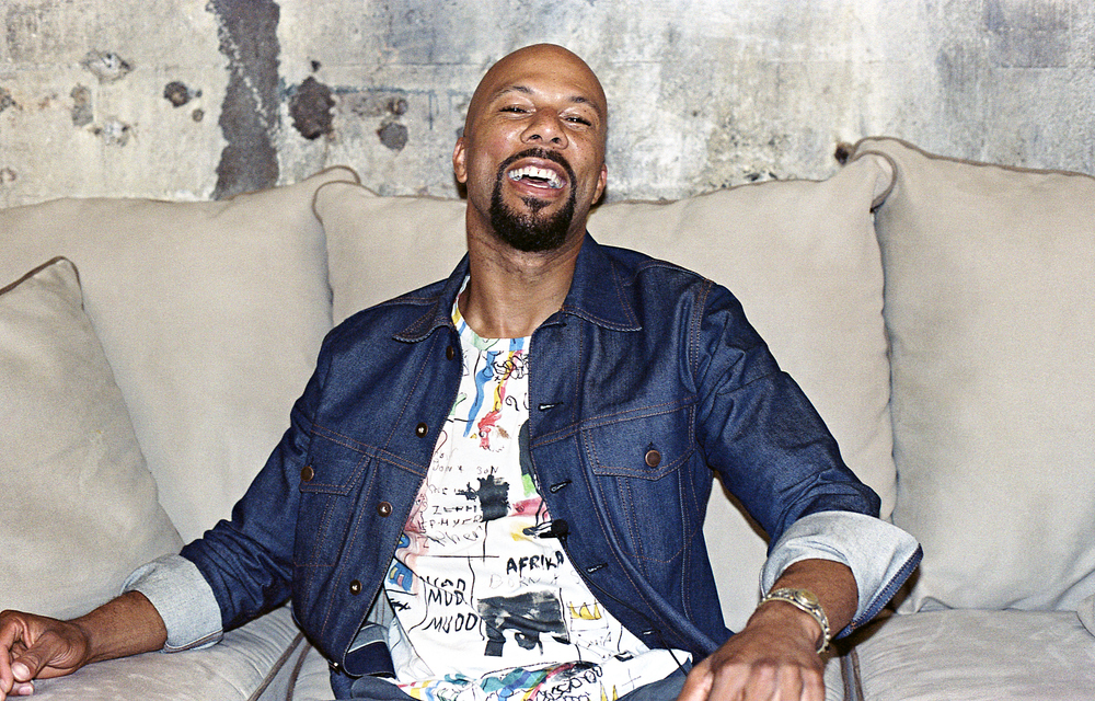 Common for Okayplayer