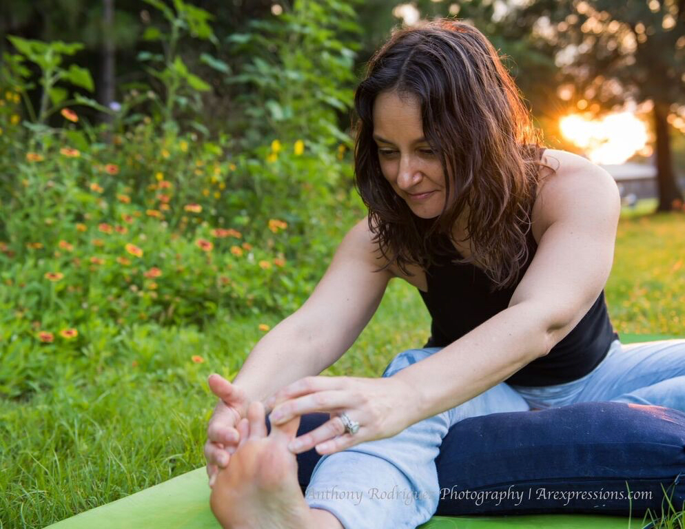Danna Anderson Yoga Classes, Houston, Texas, Heights