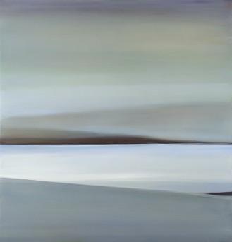 Lambent I, 2011, Oil on Canvas, 48 x 50