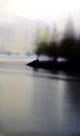 Bella Bella III, 2010, Oil on Canvas 60 x 30