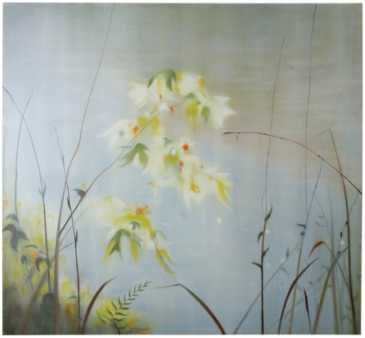 Summer, 2010, Oil on Canvas, 50 x 52