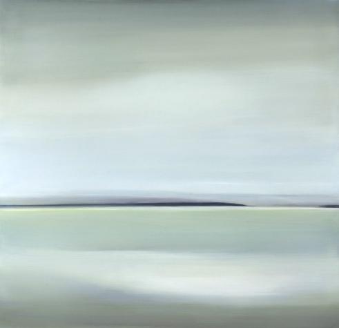 Lambent II, 2011, Oil on Canvas, 50 x 48