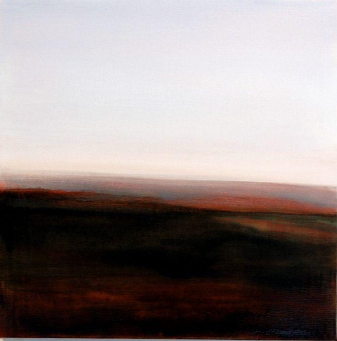 Balloon Flight I, 2008, Oil on Canvas, 20 x 20