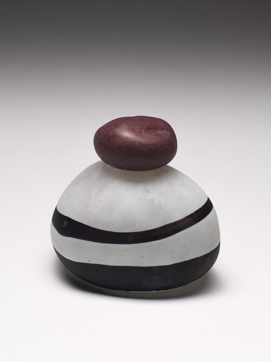 Cairn IV, 2014, Blown Glass, 5.5 x 5