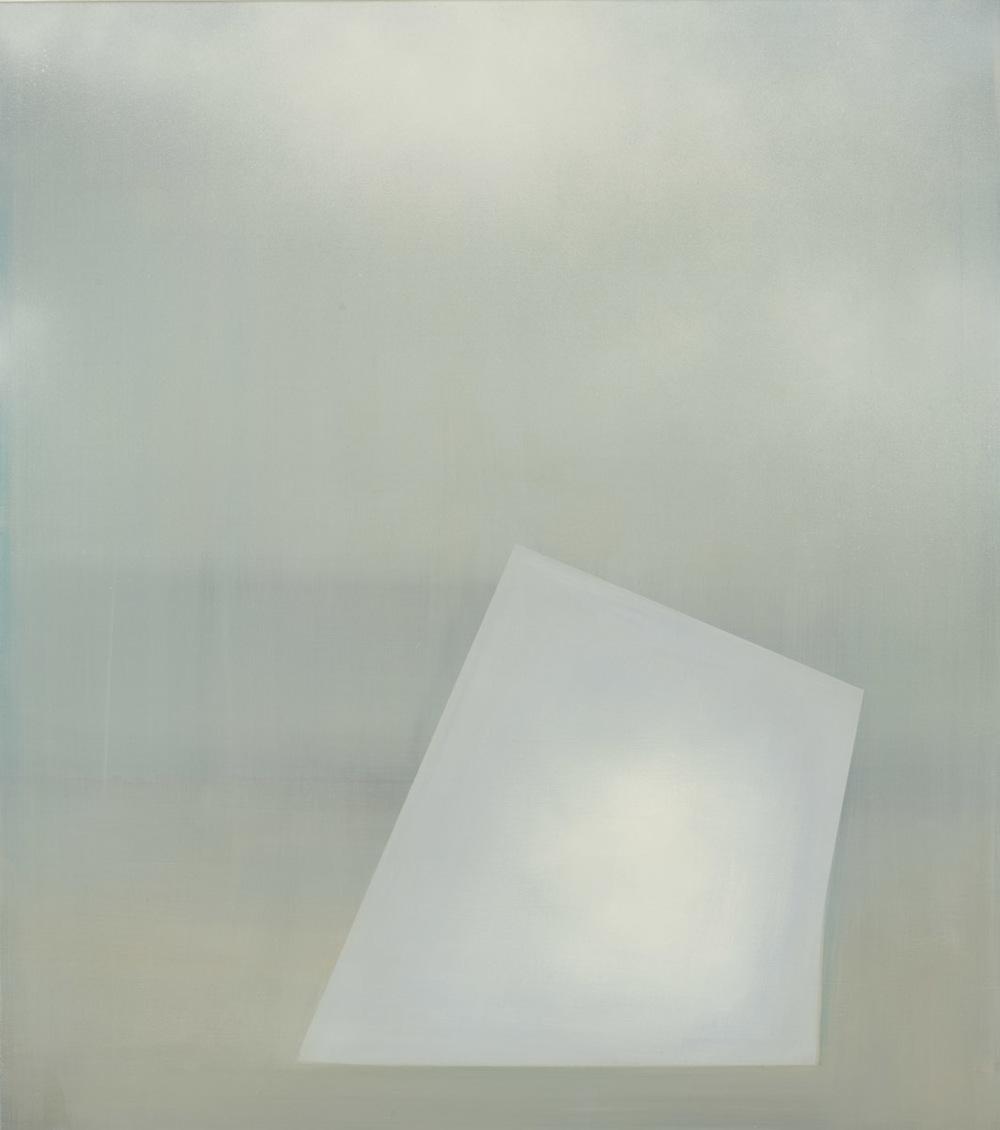 Iceberg, 2014, Oil on Canvas, 34 x 30