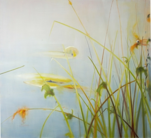 Spring, 2010, Oil on Canvas, 50 x 52