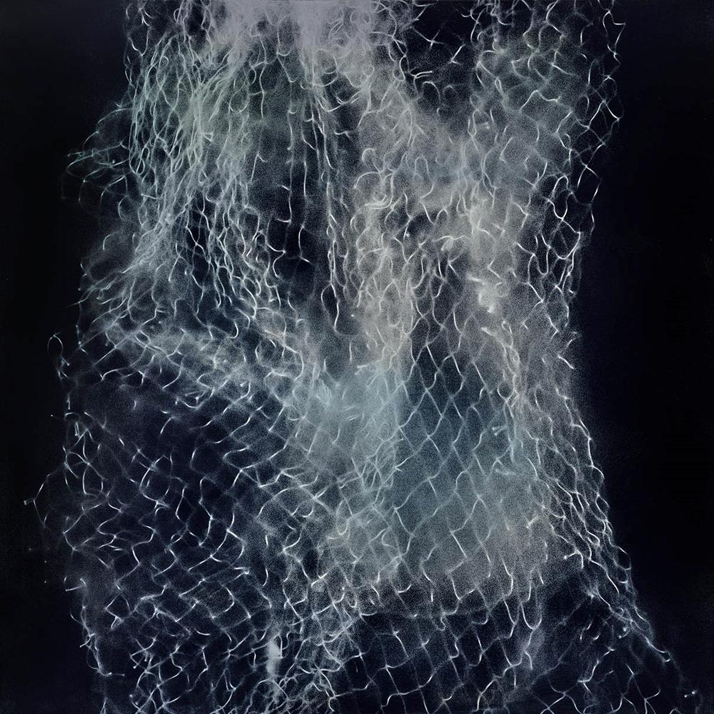 Net 1, 2015, Oil on Canvas, 48 x 48