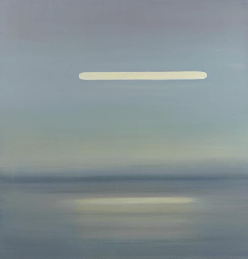Moonshine III, 2013, Oil on canvas, 52 x 50