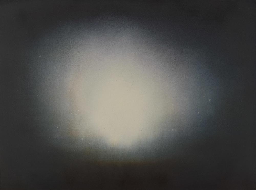 Portal V, Oil on Panel, 18 x 24
