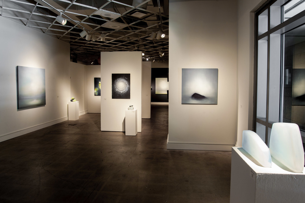 Installation Photograph PORTALS at Abmeyer + Wood Gallery 2015