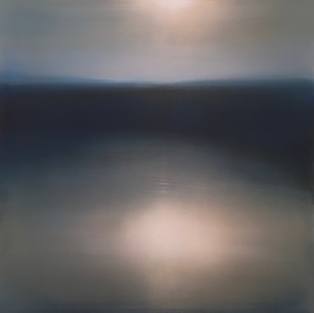 Light III, 2017, Oil on Canvas, 36 x36