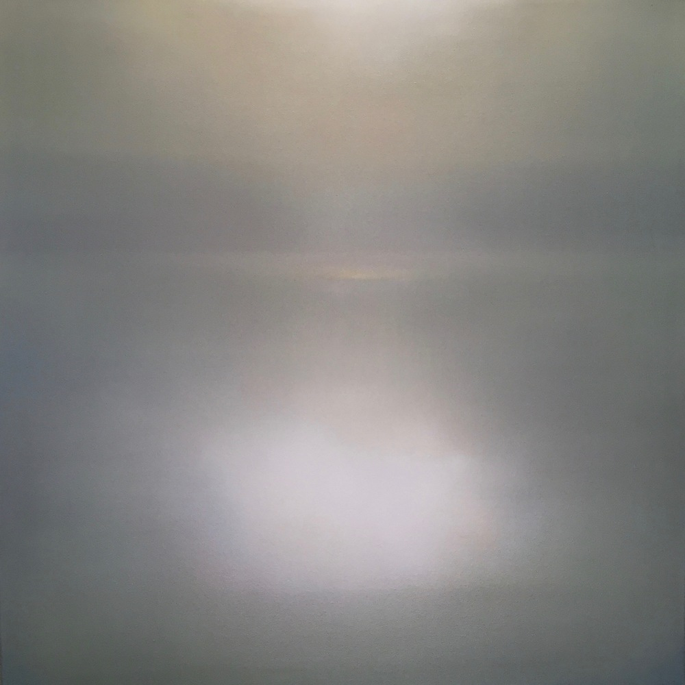 Light V, Oil on Canvas, 36 x 36 sold