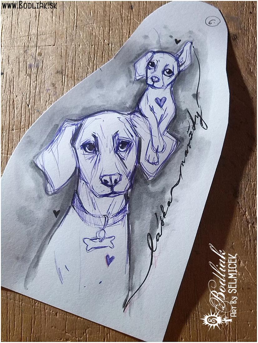 Havaci autor: Selmicek 16cm x 8cm ... cena za tetovanie v danej veľkosti 60,- eur