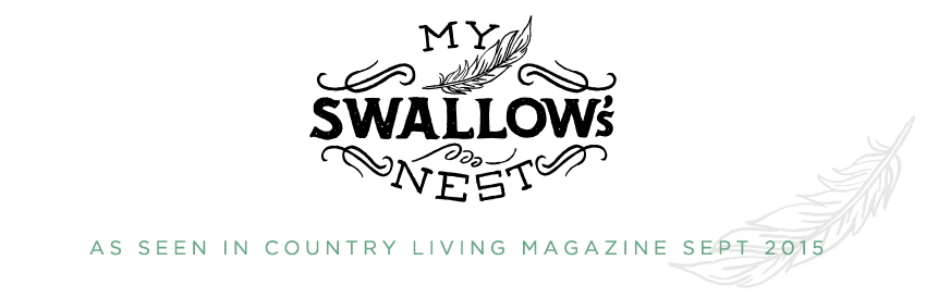 My Swallow's Nest