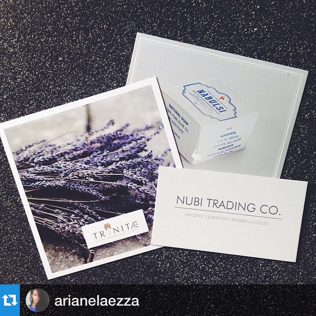 🌏🌎🌍 #Repost @arianelaezza Our brands @nabulsisoap @trinitaetoronto - Specializing in high-quality, traditional skincare from the Middle East and beyond. Our mission: to combine the best of Ancient Tradition with Modern Luxury. Get in touch! ariane@nubitrading.com #Shoponline www.nubitrading.com - Fancy.com - Ethicalbox.co - Amazon.ca - shopkouala.com 🌎 #trinitae #nabulsisoap #nubitrading #toronto #amman #deadsea #nablus #skincare #natural #naturalbeauty #tradition #artisanal #modernluxury #ethical #fairtrade #soap #aromatherapy #oils #shop