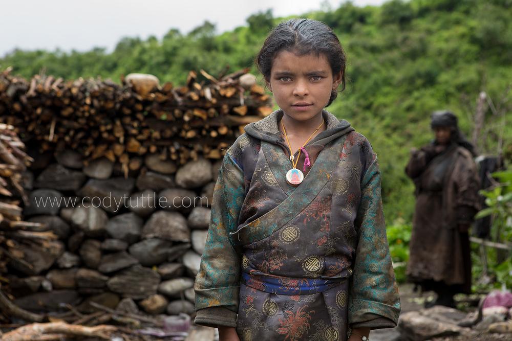 Nepali-dalit-child