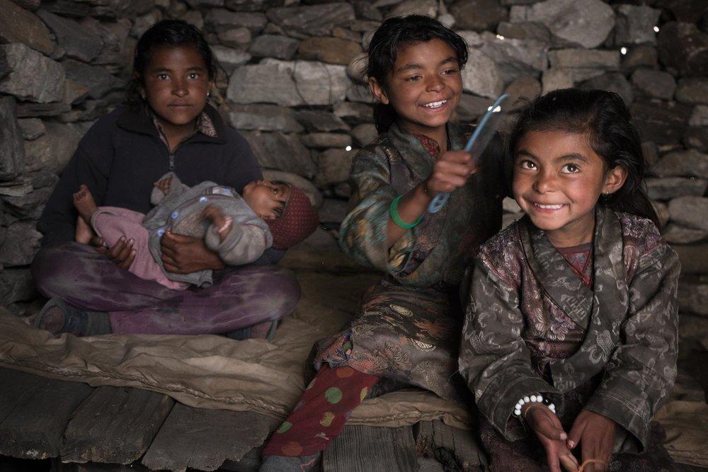 dalit-children-nepal