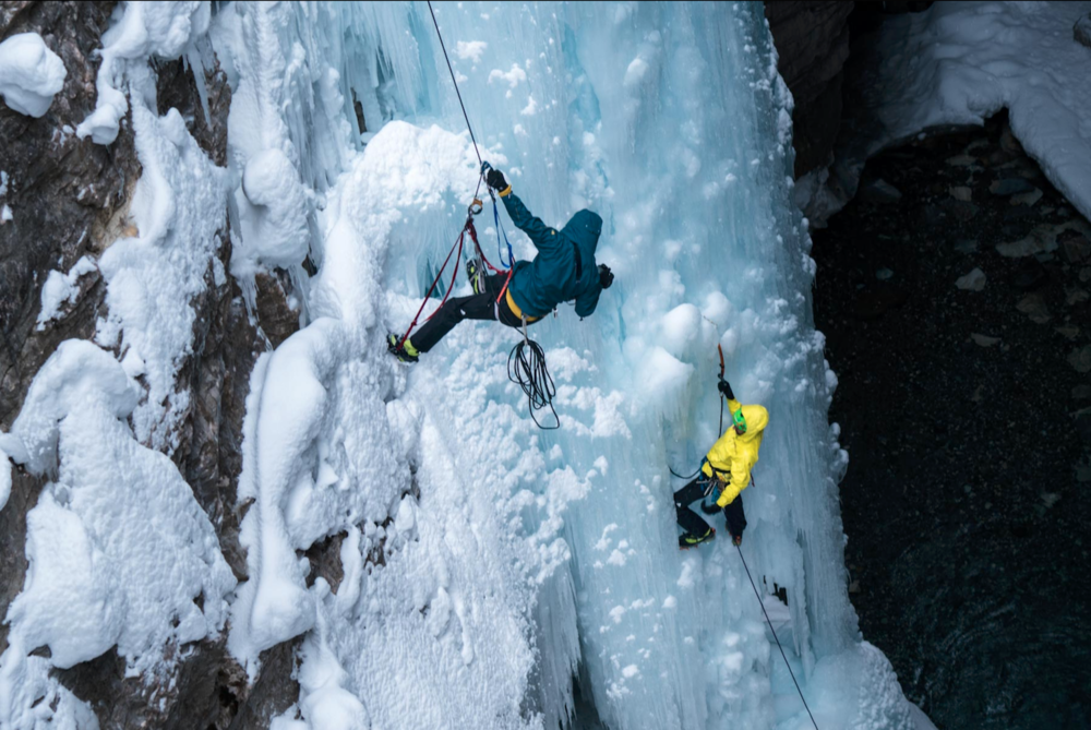 adventure climbing photographer