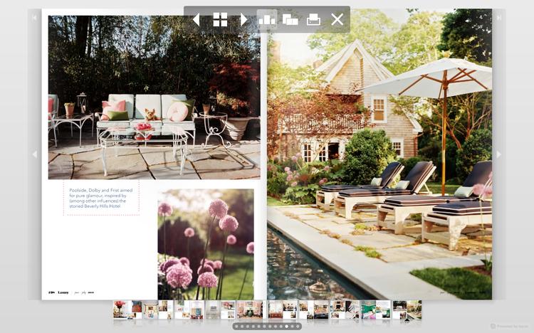 Lonny Magazine - Modern Interiors Online — Third Nature Studio