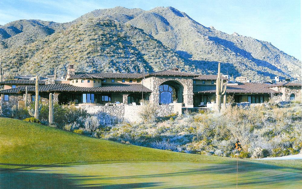 Casa De Sondes, Desert Mountain, Scottsdale AZ
