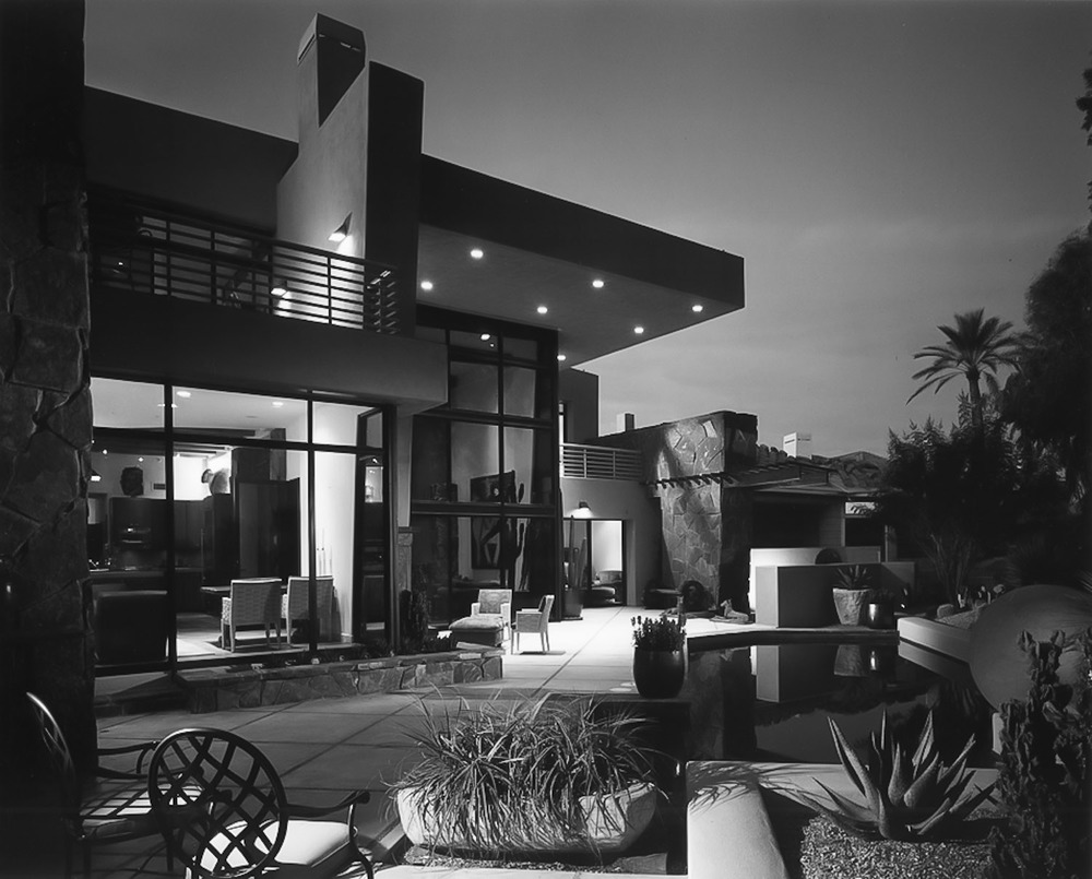 Contemporary Primitive Custom Home, Scottsdale AZ