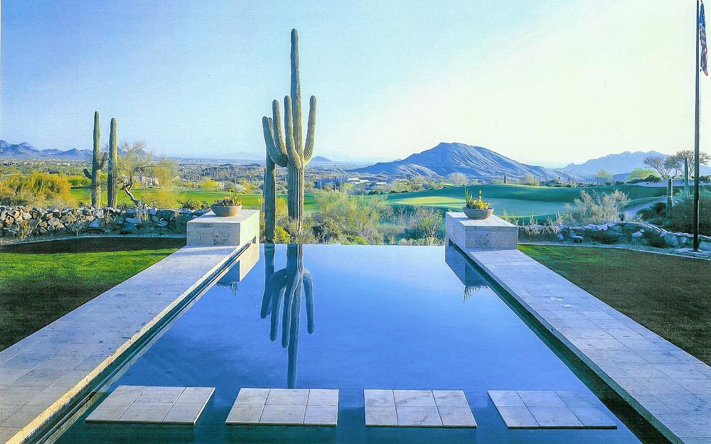 Desert Pool, Scottsdale, AZ