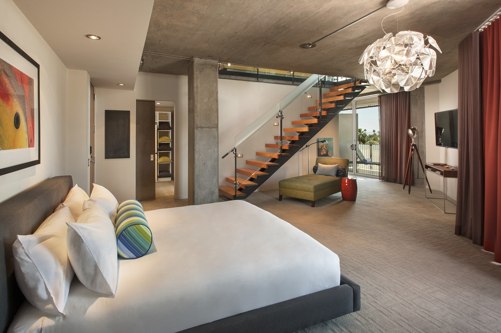 Loft Suite, Hotel Valley Ho, Scottsdale