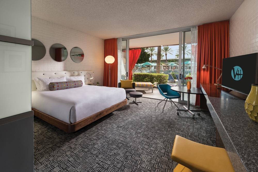 Signature Cabana Room   Hotel Valley Ho, Scottsdale, AZ
