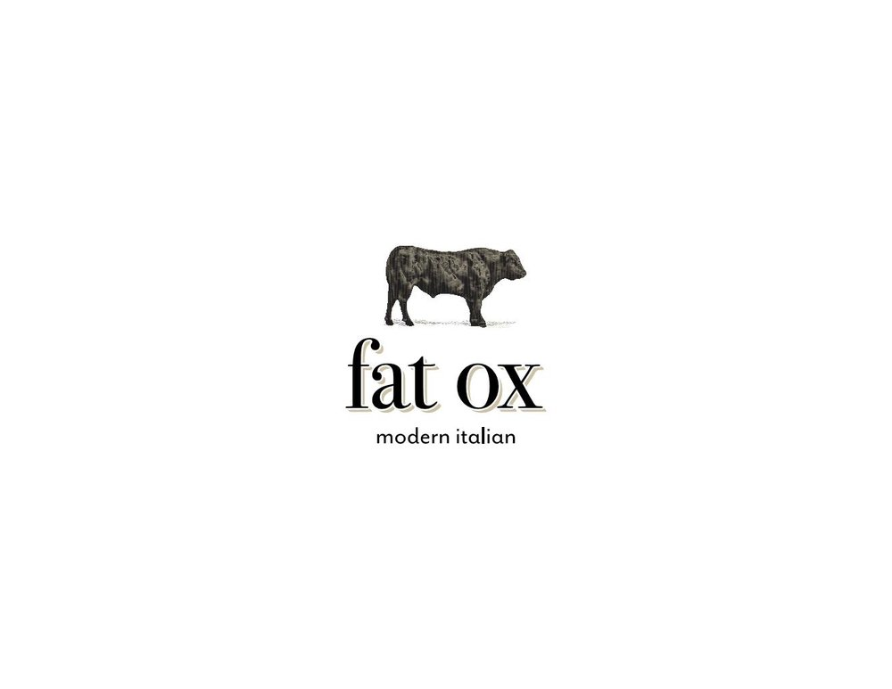 Fat OX Restauran - Logo