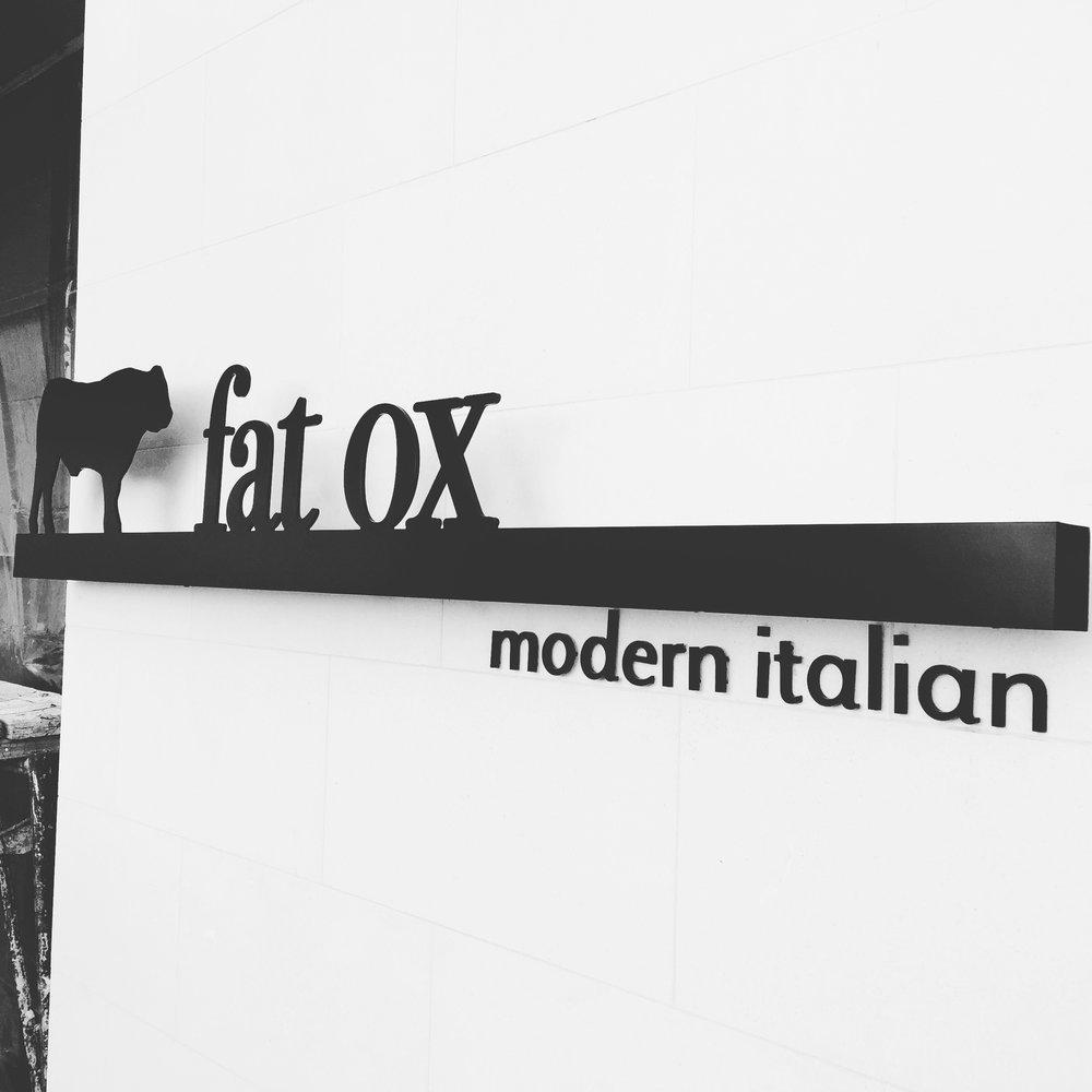 11.16.16 3rd storydesigns Fat Ox - a modern Italian restaurant in the heart of Scottsdale
