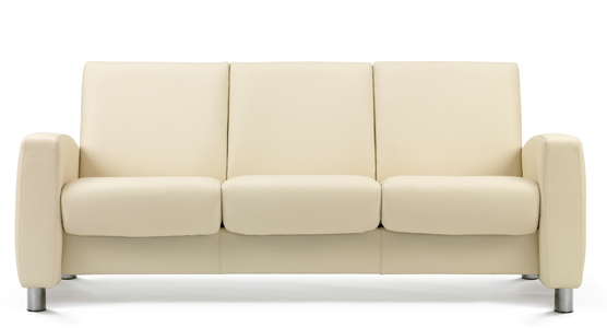Arion Lowback   3 Seater