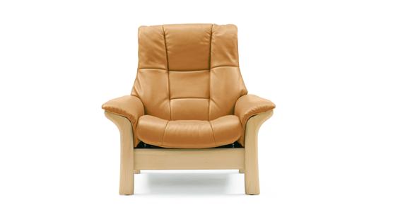 Buchingham Highback   1 Seater