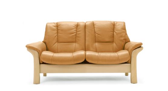 Buchingham Lowback   2 Seater