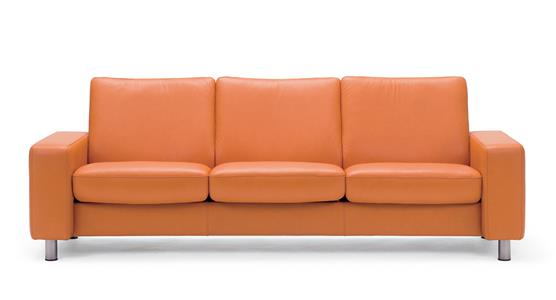 Space Large Lowback   3 Seater